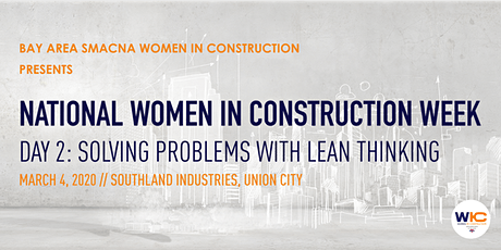 National WIC Week // Day 2: Solving Problems with Lean Thinking tickets