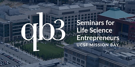 """QB3 Seminar: Sean George, Invitae. """"Acquisition as Growth Strategy in the Diagnostics Space"""" tickets"""