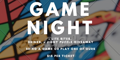 GAME NIGHT! - MARCH tickets