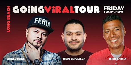 Chingo Bling, Jerry Garcia, and more - Going Viral Tour tickets