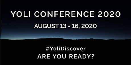 Yoli Conference 2020 tickets