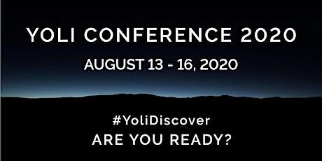 Yoli Conference 2020 tickets