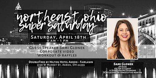 April Northeast Ohio Super Saturday