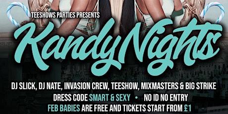 Kandy Nights - Sweet Edition  tickets