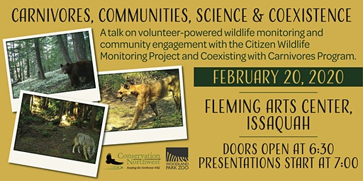 Carnivores, Communities, Science & Coexistence