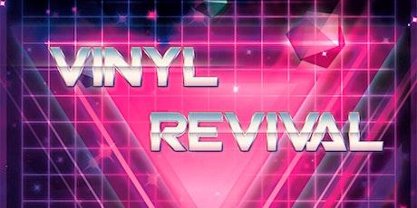 Vinyl Revival tickets