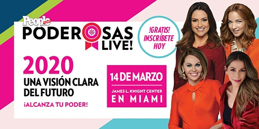 People en Español presenta Poderosas Live! 2020