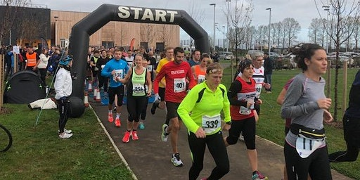 St Eds' Runs - the Ensors Running Festival 2020