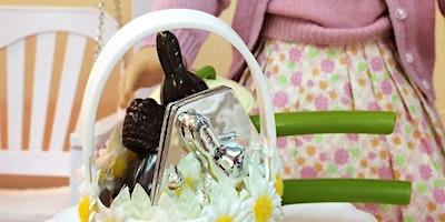 American Girl Kit's Easter Basket