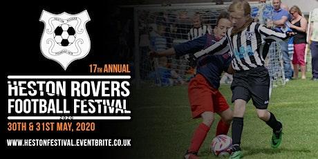 Heston Rovers Annual Football Festival 2020 tickets