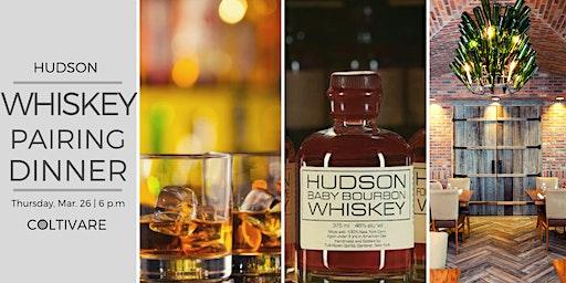 Hudson Whiskey Pairing Dinner