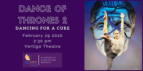 DANCE OF THRONES 2 (Cure GBM) tickets