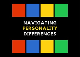 Navigating Personality Differences Workshop