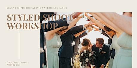 Skylar Jo Photography - Styled Shoot + Workshop tickets