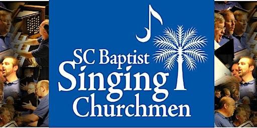 Join Martha Franks as we host The SC Baptist Singing Churchmen