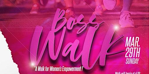 Boss Walk for Women's Empowerment
