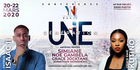 YOUTHNITED PARIS - UNE GÉNÉRATION UNIE tickets