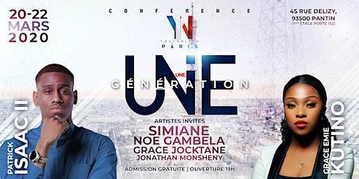 YOUTHNITED PARIS - UNE GÉNÉRATION UNIE