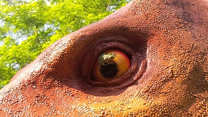 Dinosaurs LIVE  Peterborough Charity  in support of Indian River Sanctuary tickets