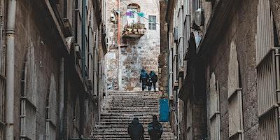 Conversatorio IsraelPalestina:Territorio, Demografía y Escenarios Políticos