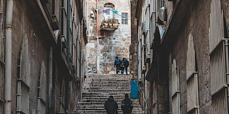 Conversatorio IsraelPalestina:Territorio, Demografía y Escenarios Políticos entradas