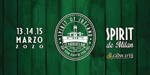 Milano - Spirit of Ireland