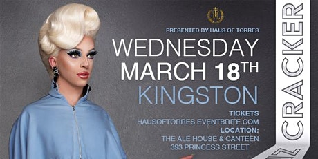 Miz Cracker Does Kingston tickets