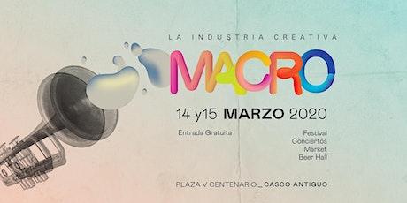 MACRO FEST 2020 entradas