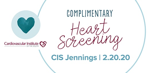 CIS Jennings: Free Heart Screening