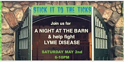 A Night at the Barn to fight Lyme Disease