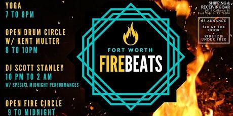 Fort Worth Fire Beats tickets