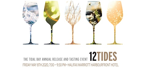 12 Tides - The Tidal Bay Annual Release and Tasting Event tickets