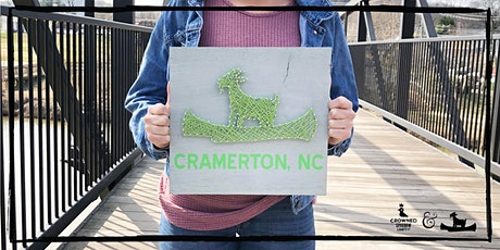 Crowned Sparrow Co: Cramerton Creates! | Totes Mah Goats In Boats tickets