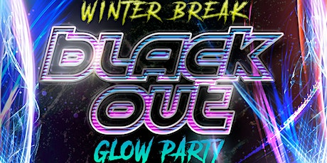 Winterbreak Blackout Glow Party with Tommy Nappy , NYSE tickets
