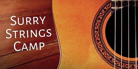 Surry Strings Camp 2020 tickets