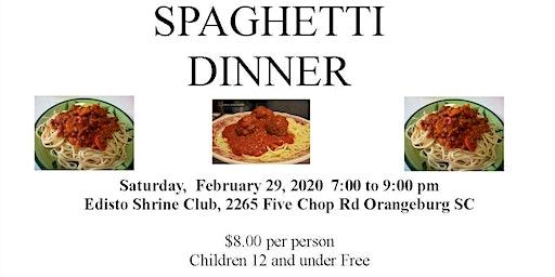 Omar Prowlers Spaghetti Dinner