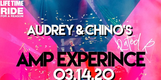 Audrey & Chino's Rated R AMP Experience (explicit ride)