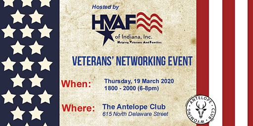Veterans' Networking Event
