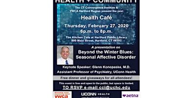 Health Cafe on Seasonal Affective Disorder
