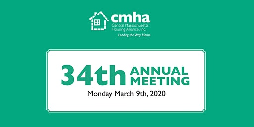 CMHA / 34th Annual Meeting
