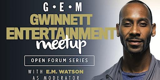 Gwinnett Entertainment Meetup (G.E.M)