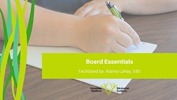 Board Essentials: Individual Sessions