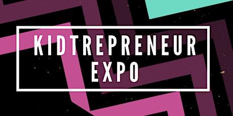 Kidtrepreneur Expo 2020 tickets