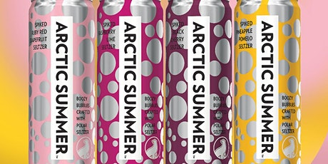 Artic Summer Seltzer Tasting tickets