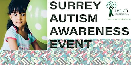 Surrey  Autism Awareness Event tickets