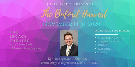JosiahKids Presents The Buford Harvest | Our 2nd Annual Award Ceremony tickets
