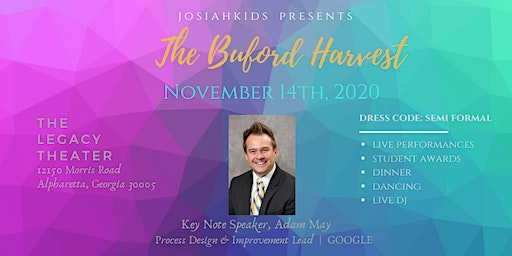 JosiahKids Presents The Buford Harvest | Our 2nd Annual Award Ceremony