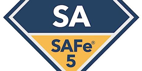 Leading SAFe® Certification Course, Edison, NJ tickets
