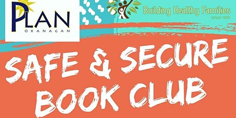 Safe and Secure Book Club tickets