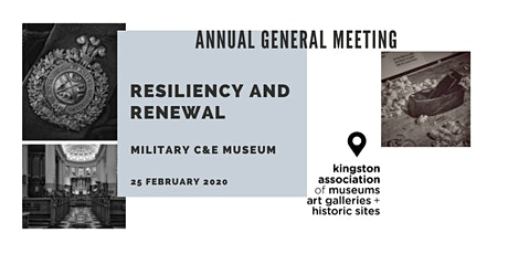Resiliency & Renewal - KAM Annual General Meeting 2020 tickets